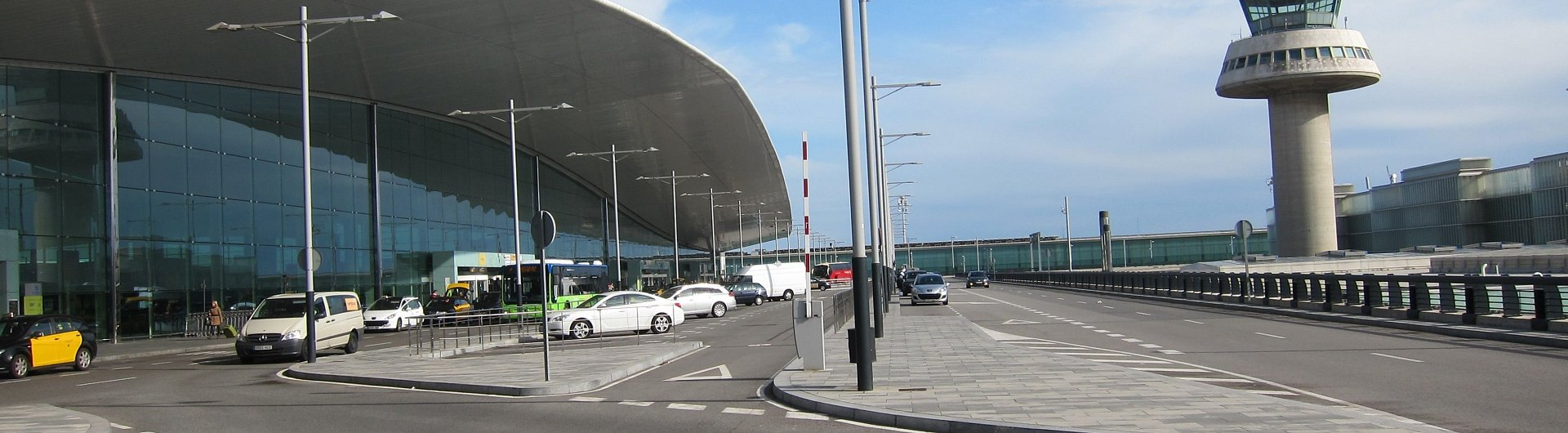 Meeting Point T1 Park and Greet Barcelona Aerpuerto